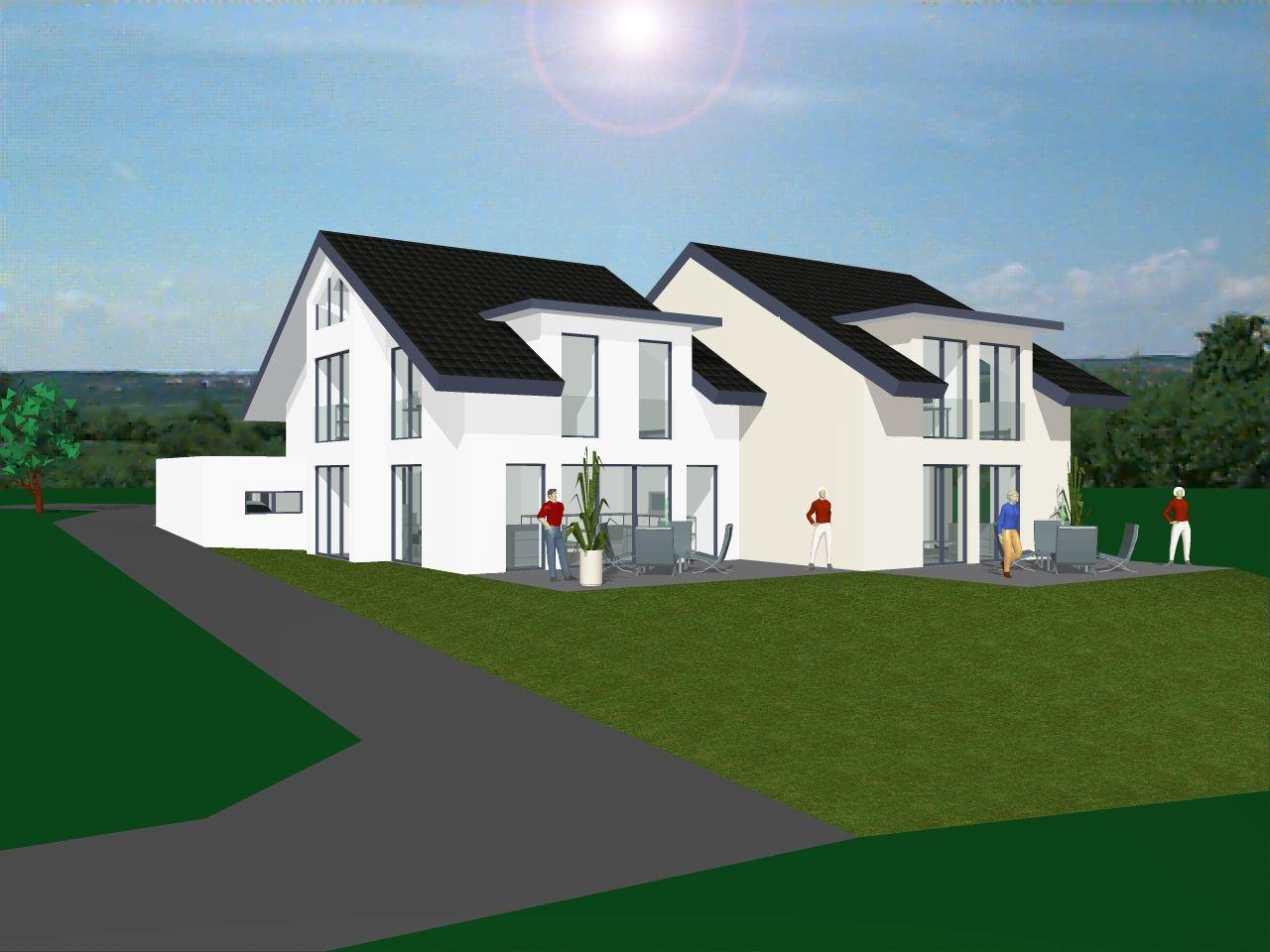 effizienhaus 70 bauatelier w3. Black Bedroom Furniture Sets. Home Design Ideas